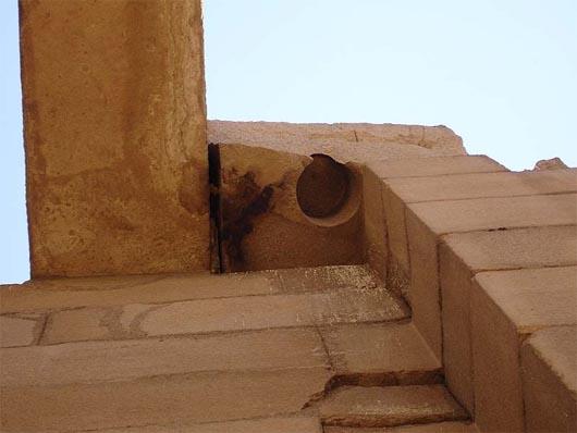 Египет, мегалиты, Карнакский храмовый комплекс, строения