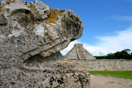 Кукулькан, майя, пирамиды