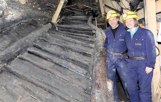 Самая древняя лестница, Книга рекордов Гиннеса