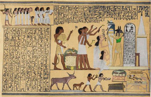Египет, Магия, древние знания, запрещенная наука
