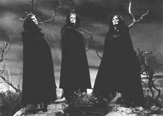 Макбет» - самая темная и загадочная пьеса Шекспира | Неизведанное