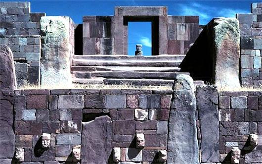 Титикака, Тиуанако, Боливия, Перу, Инки, аномальные зоны