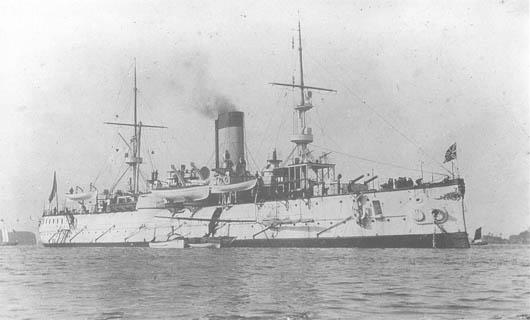 крейсер Блюхер, судьба