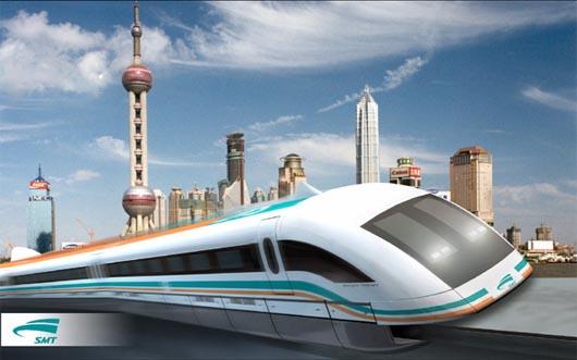 самый быстрый поезд, Япония