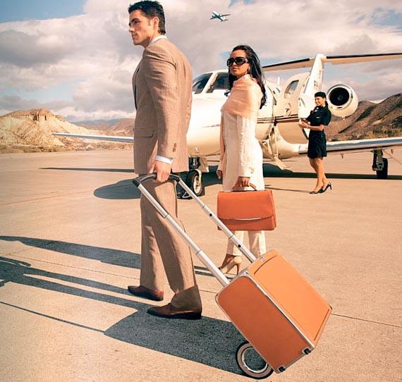 самый дорогой чемодан