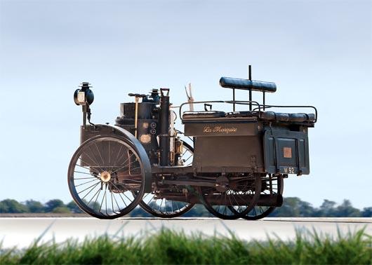 самый старый автомобиль, автомобиль Николя Жозе Кюньо