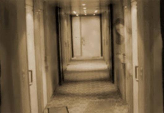 Asia Hotel, привидение, призрак, мистические существа