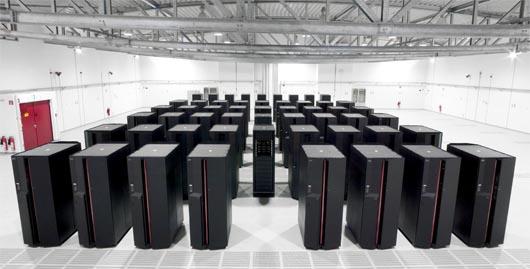 самый мощный компьютер, запрещенная наука, компьютер Sequoia