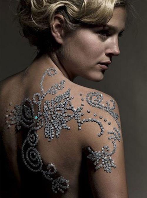 татуировка, удивительные люди