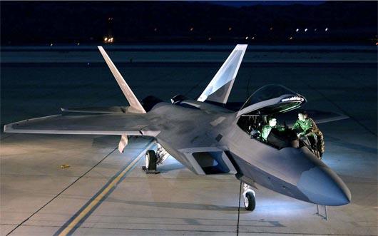 F-22 Raptor, самый дорогой самолет