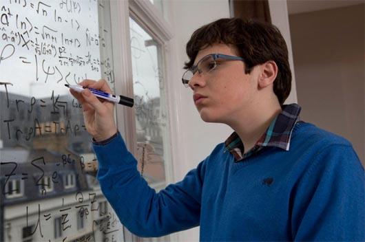 Джейкобс Барнет, аутисты, Удивительные люди