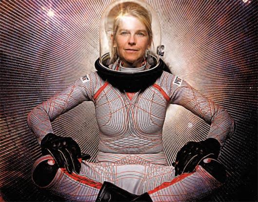 BioSuit, запрещенная наука, космос