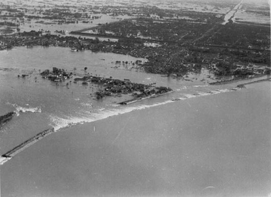 самое большое наводнение, стихия, наводнение в Китае 1931 год