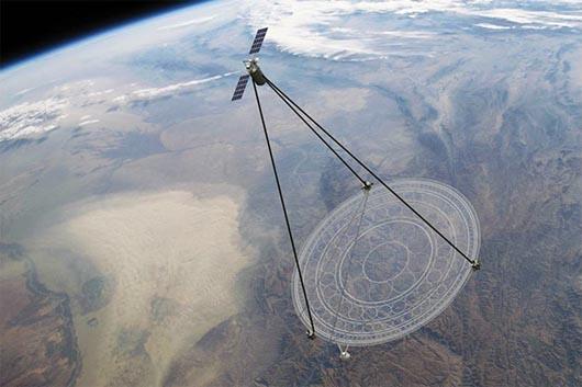 DARPA, спутник-шпион, США, космос