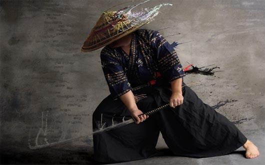 самурай, удивительные люди