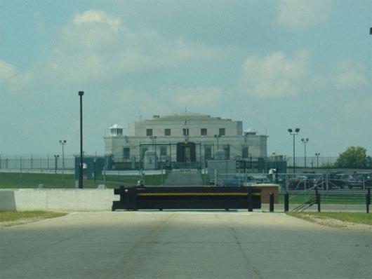 форт нокс, fort nox, удивительные строения