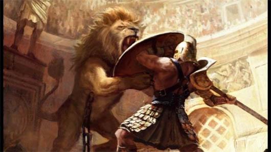 гладиаторы, рим