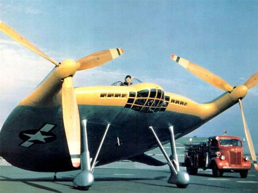 самые необычные самолеты, самолеты прошлого