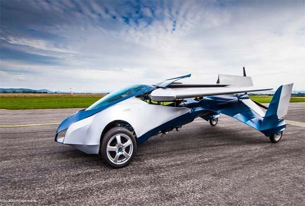 автомобиль-самолет, аэромобиль, запрещенная наука,