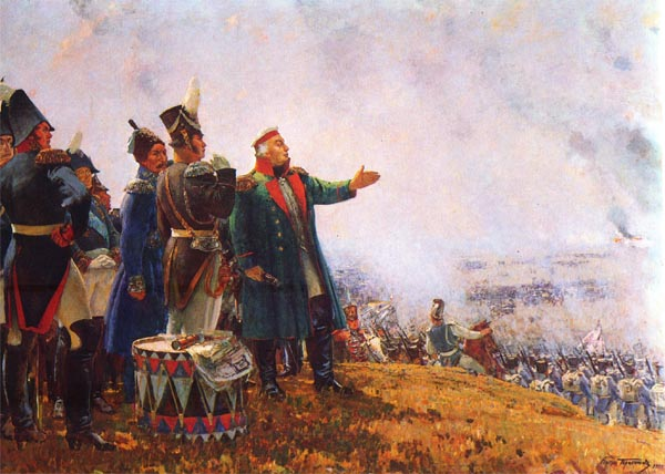 война, бородинская битва, самая жестокая битва истории