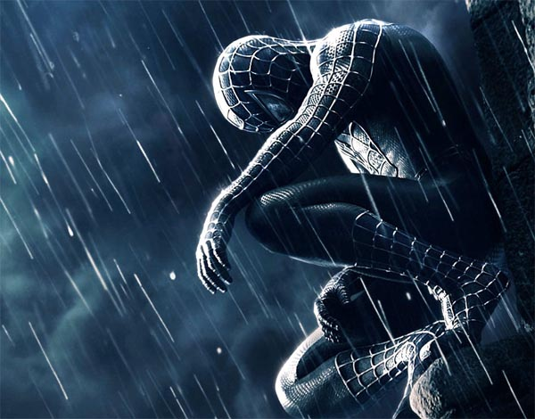 человек-паук, запрещенная наука