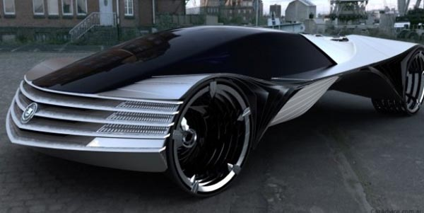 автомобиль с ядерным реактором, альтернативная энергия