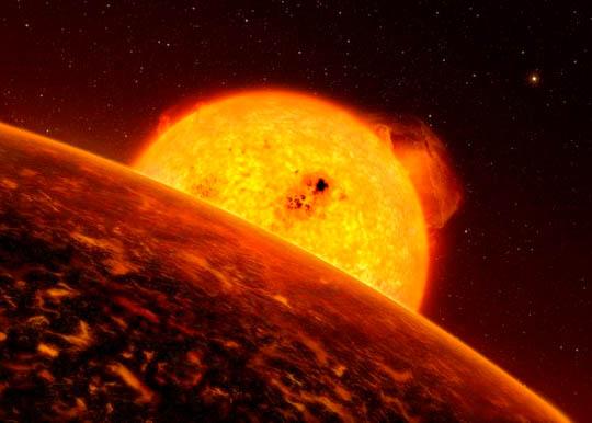 Меркурий, планеты, космос