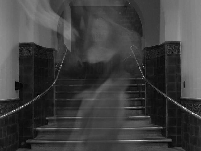 призраки, привидения