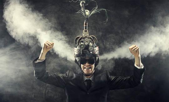 сила мысли, запрещенная наука