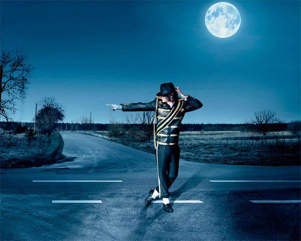 Майкл Джексон, Удивительные люди,