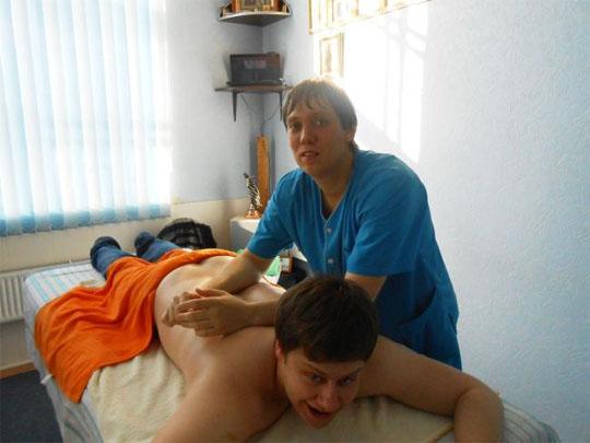 Книга рекордов Гиннеса, николай ефремов массаж