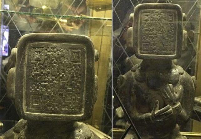 Майя, артефакты