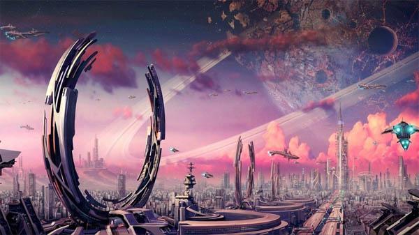 инопланетяне, пришельцы, космос, нло
