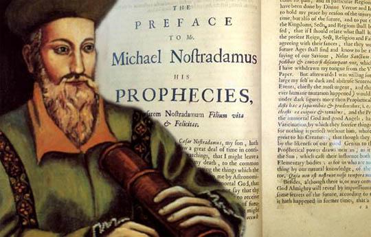 Нострадамус, предсказания, предсказатели