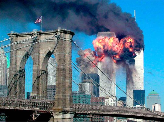 11.09.2001, фальсификация