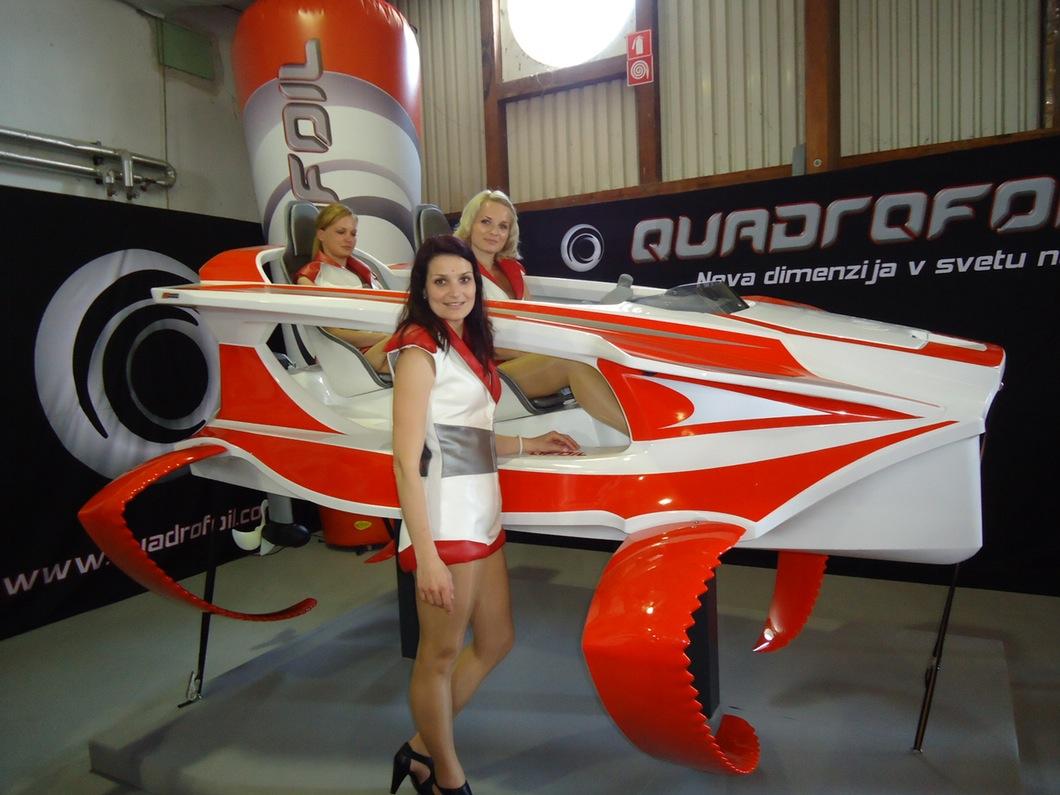 quadrofoil, летающий гидроцикл, запрещенная наука