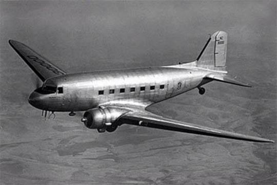 аномальные зоны, рейс 914 1955 года, исчезнувший самолет