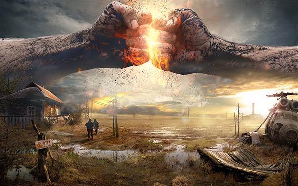третья мировая война, конец света
