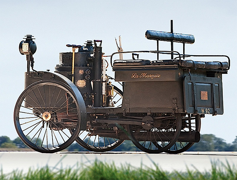 самый старый автомобиль