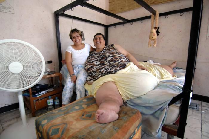 Удивительные люди, мировой рекорд по похудению, Manuel Uribe